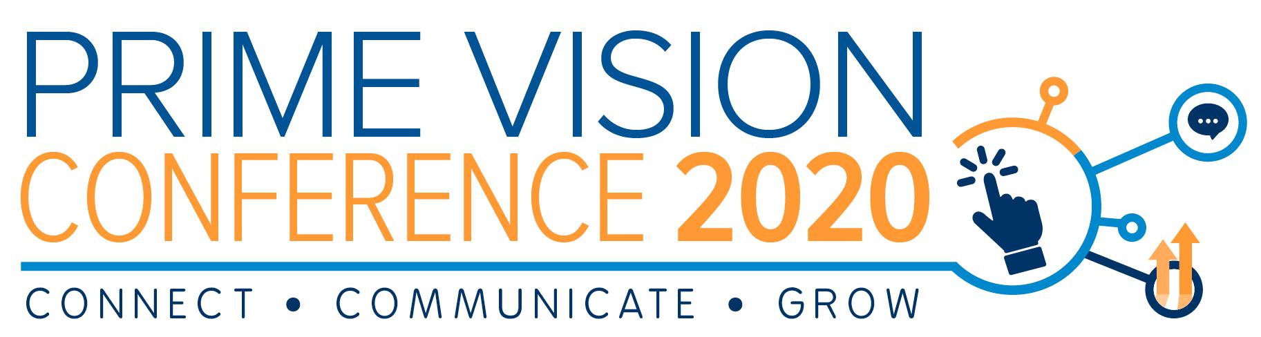 Prime Conference Vision 2020 logo