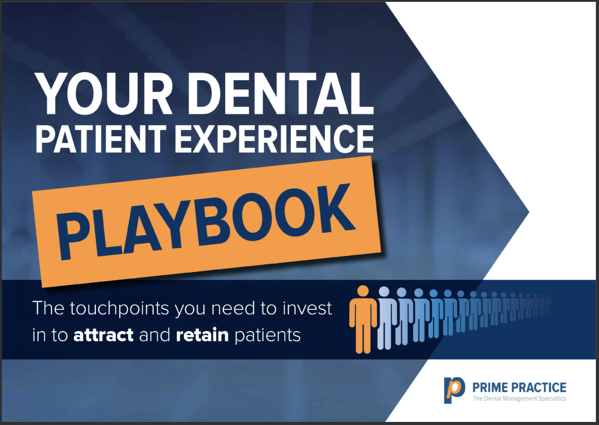 Your Dental Patient Experience Playbook